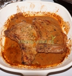 For Recipe Click Here - Pork w Mustard Sauce