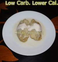 For Recipe Click Here - Pork N Kraut Cabbage Rolls 1
