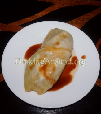 For Recipe Click Here - Chinese Cabbage Rolls- 2 Versions