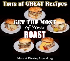 TONS of Recipes - Get the Most of Your Roast