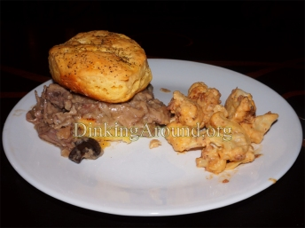 For Recipe Click Here - Get the Most of Your Roast - Gravy Train with Biscuit Wheels
