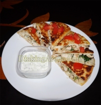 For Recipe Click Here -MANY Faces of Quesadillas - 10 DIFFERENT RECIPES!!!