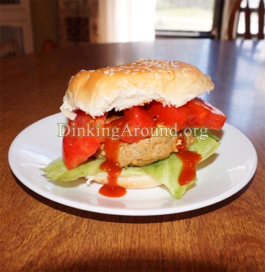 For Recipe Click Here - Queso Friskies (LEAN Queso Fresco Chicken Burgers)