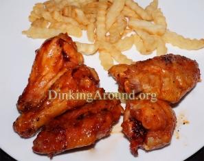 For Recipe Click Here - Haba-Pineapple Sauce (Habanero Pineapple Sauce / Wings)