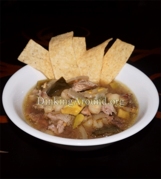For Recipe Click Here - Posole / Pozole (Delicious Hominy Soup/Stew)