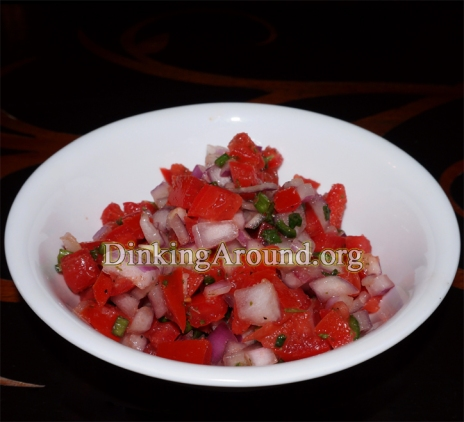 For Recipe Click Here - tTt's Pico de Gallo