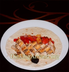 For Recipe Click Here - Squaking Tacos with Haba-Pineapple Salsa (Chicken Tacos with Habanero Pineapple Salsa)