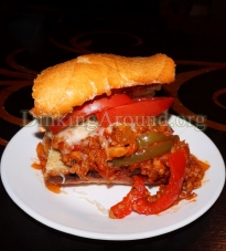 For Recipe Click Here - Italian Sausage Submarines (Italian Sausage Subs)