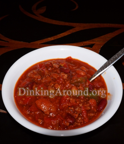 For Recipe Click Here - Silly Chili (Amazing Tomato Sauce Chili)