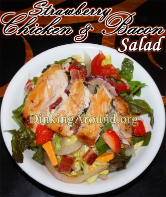For Recipe Click Here - Strawberry Chicken Bacon Salad