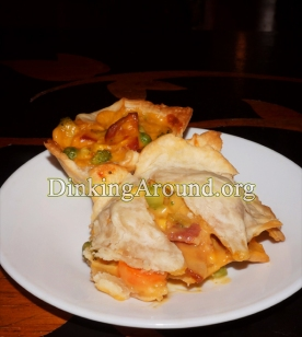 For Recipe Click Here - Cheesi-Minis (Cheesy Pot Pie)