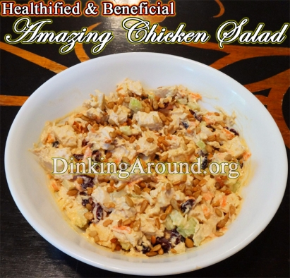 For Recipe Click Here - Chicky Chickies (AMAZING Chicken Salad)