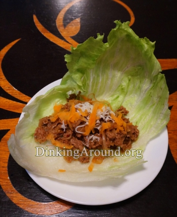 For Recipe Click Here - Let Us Wrap! (Chinese Lettuce Wraps)