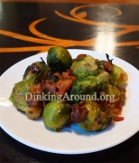 For Recipe Click Here - tTt's Brussels (Baconed Brussel Sprouts)