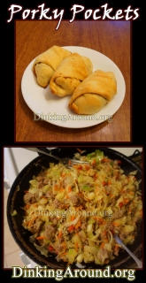 For Recipe Click Here - Porky Pockets (Pork N Cabbage Pies)